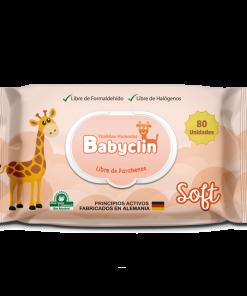 Toallas Húmedas Babyclin