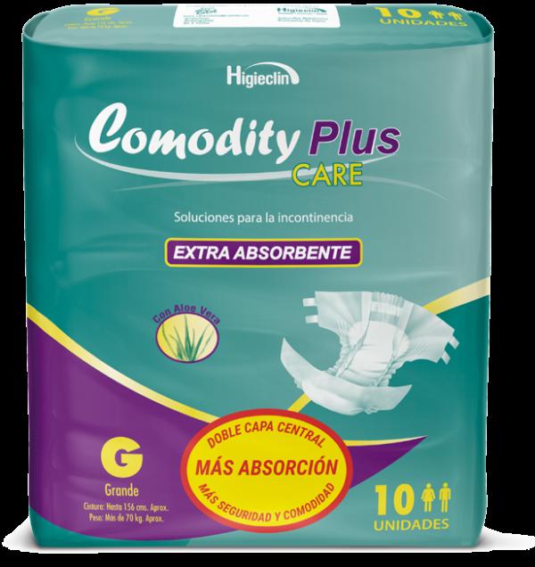 Comodity Plus Grande 10 UND