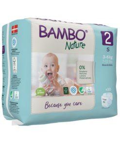 Pañal de bebe ecológico